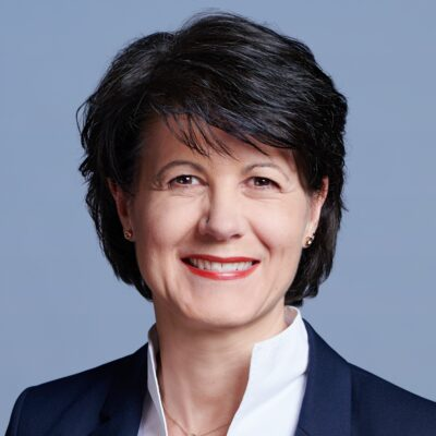 Corinne Klemenz, HR Mangager, FINMA