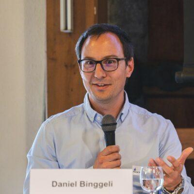 Daniel Binggeli, Co-Chief Operation Officer Puzzle ICT