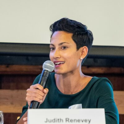 Judith Renevey, Lead Diversity and Inclusion SBB