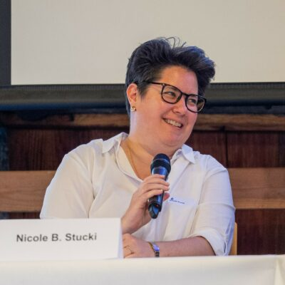 Nicole B. Stucki, Chair HR Swiss / Selecta HR Director Switzerland