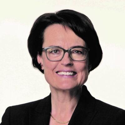 Antoinette Hunziker-Ebneter, Verwaltungsratspräsidentin Berner Kantonalbank