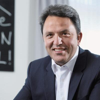 René Schmied, CEO BERNMOBIL